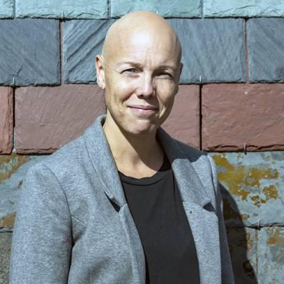 Annie Bojing är ansvarig för Nordskiffers Skifferakademi
