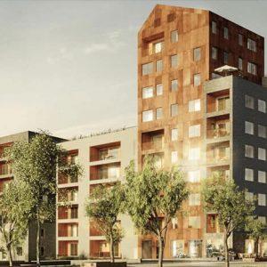 Nya Djurgårdsstaden - Stockholm
