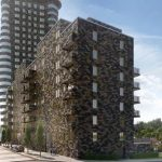 Fyrtornet – Stockholm Otta Rost takskiffer på fasad