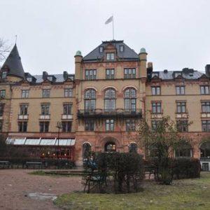 Lund - Grand hotel med skiffertak, Samaca Classic