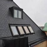 Lund - Grand hotel takskiffer Nordskiffer Classic på tak