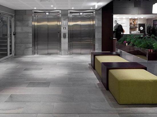 Rica Hotell med Oppdal skiffer, bild Minera