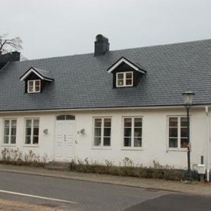 Takskiffer Samaca Classic på projekt i Båstad