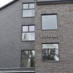 Fasadskiffer från Nordskiffer - Norrköping, takskiffer på fasad